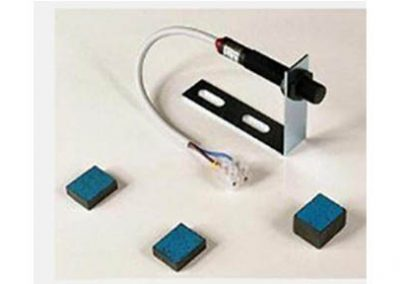 Sensores eletrônico de posicionamento.