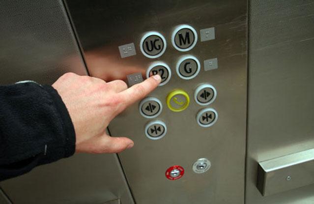 Estrutura de um elevador